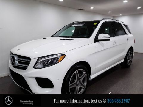 Certified Pre-Owned 2016 Mercedes-Benz GLE GLE 350d, 0.9% Financing