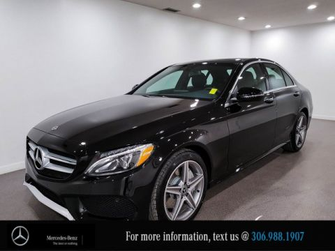 New 2018 Mercedes-Benz C-Class C 300, Save $4770 & 0.9% Financing