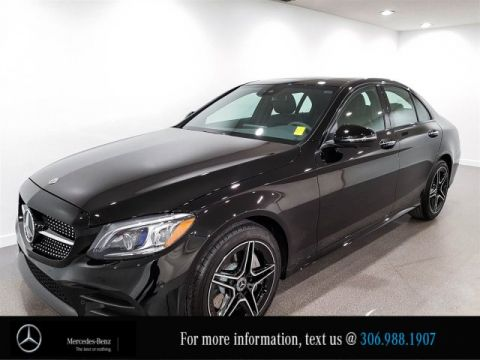 New 2019 Mercedes-Benz C-Class C 300, Save $2500 & 2.9% Financing
