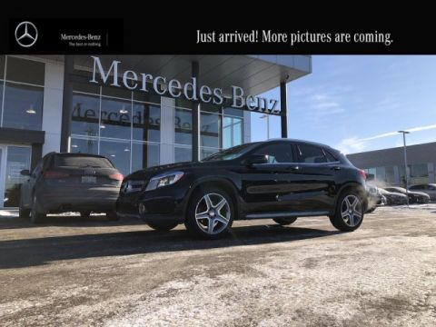 Certified Pre-Owned 2017 Mercedes-Benz GLA GLA 250 Locally Owned Heated ARTICO Seats CAM
