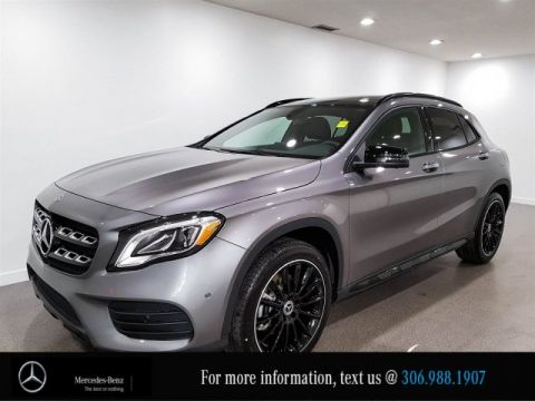 New 2019 Mercedes-Benz GLA GLA 250, Save $3000 & 1.9% Financing