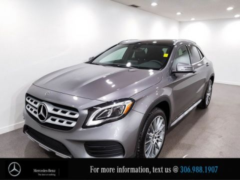 Certified Pre-Owned 2018 Mercedes-Benz GLA GLA 250, Demo Special, Save $4000