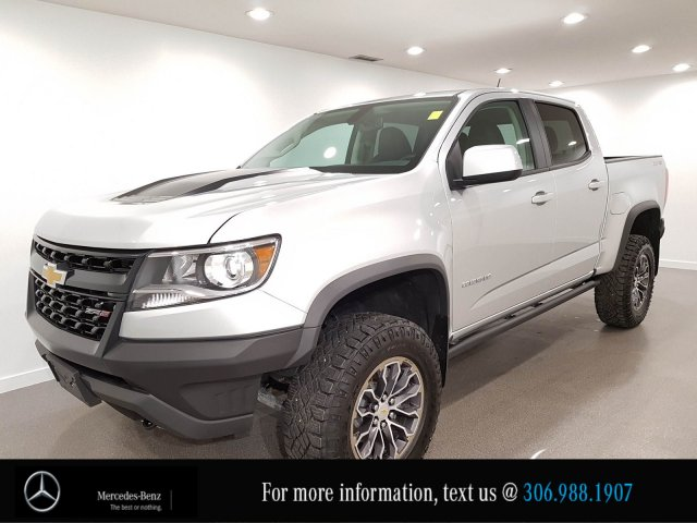 Pre-Owned 2018 Chevrolet Colorado 4WD ZR2 Heated Seats CAM NAV