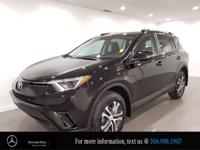 Pre-Owned 2016 Toyota RAV4 LE Heated Front Seats CAM