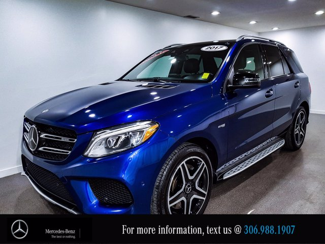 Certified Pre-Owned 2017 Mercedes-Benz GLE AMG GLE 43