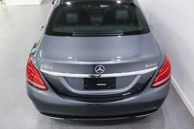 Certified pre owned 2017 mercedes benz c class c 300 3 for Mercedes benz cpo special offers