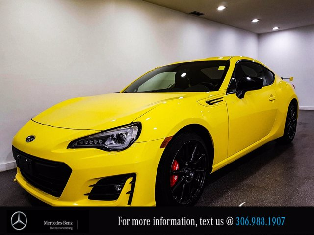 Pre-Owned 2017 Subaru BRZ Inazuma Edition
