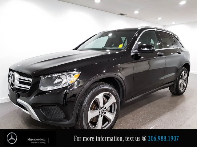 Certified Pre-Owned 2017 Mercedes-Benz GLC GLC 300 0.9% Financing