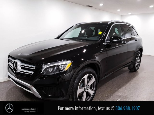 Certified Pre-Owned 2018 Mercedes-Benz GLC GLC 300, Demo Special, Save $7900!