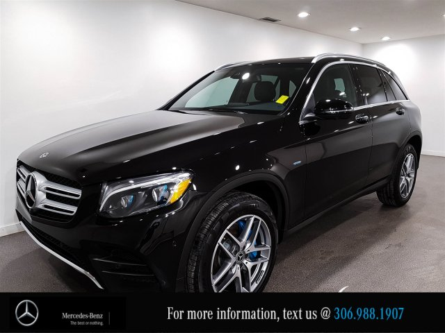 New 2018 Mercedes-Benz GLC350e