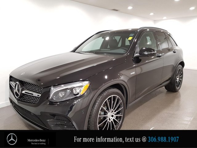 New 2019 Mercedes-Benz GLC AMG GLC 43, Save Up To $2000, 2.9% Financing & 3 Payment Waiver