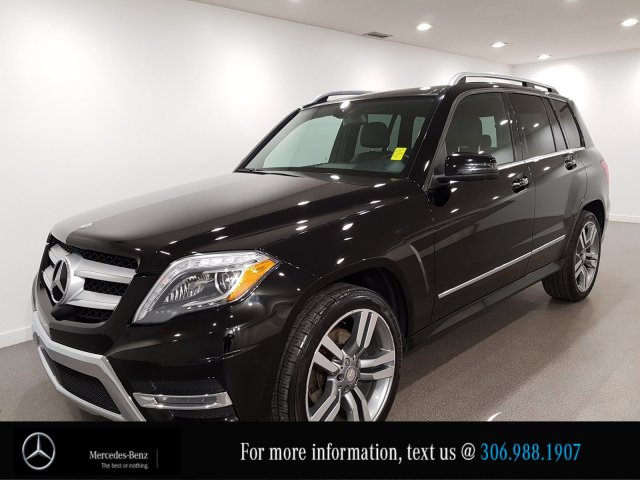 Certified Pre-Owned 2015 Mercedes-Benz GLK GLK 350 Locally Owned CAM NAV