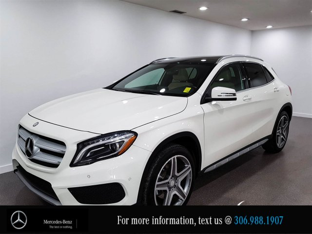 Certified Pre-Owned 2015 Mercedes-Benz GLA GLA 250, 0.9% Financing
