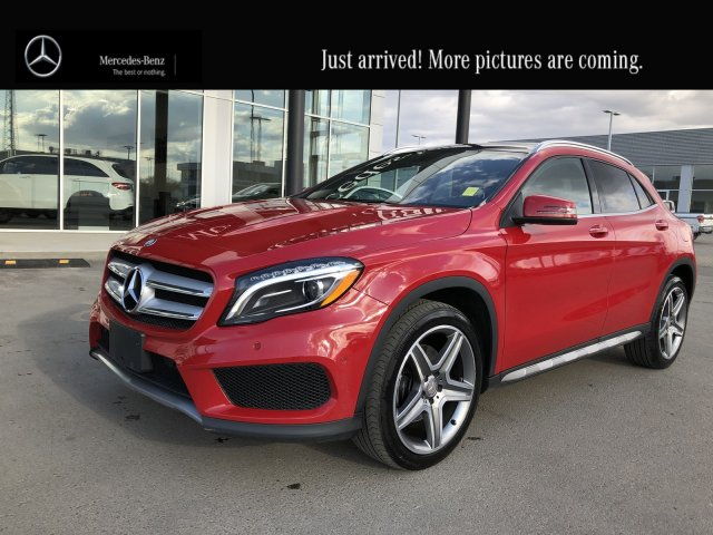 Certified Pre-Owned 2015 Mercedes-Benz GLA GLA 250 Heated Seats NAV BT