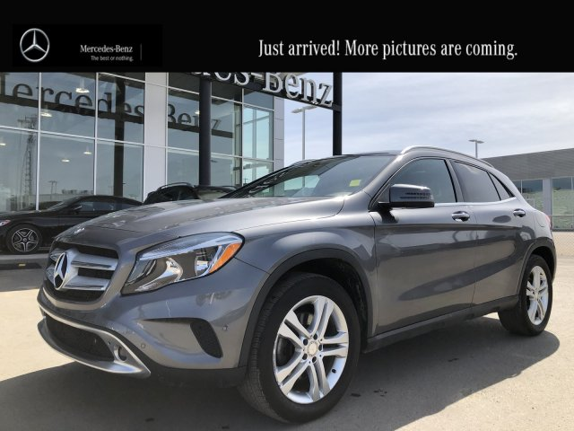 Certified Pre-Owned 2015 Mercedes-Benz GLA GLA 250 Heated Seats NAV