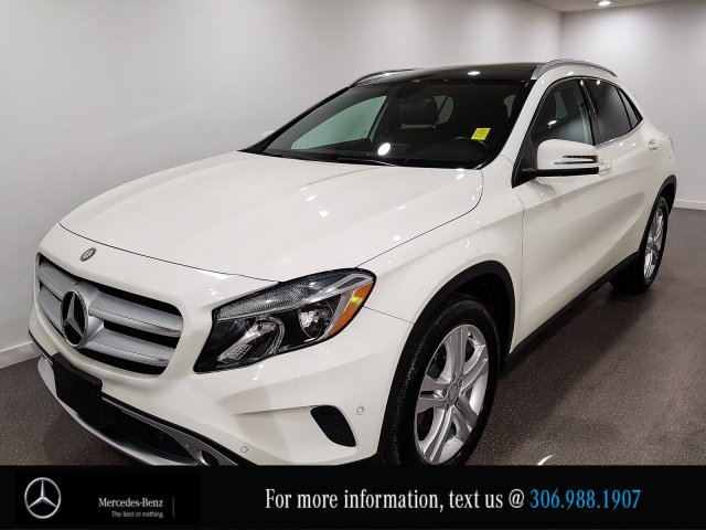 Certified Pre-Owned 2015 Mercedes-Benz GLA GLA 250 NAV Back Up Cam BT