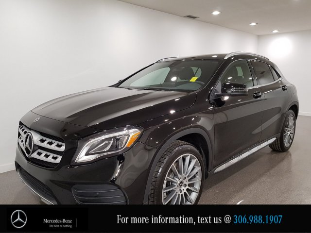 New 2019 Mercedes-Benz GLA GLA 250, Save Up To $3500, 1.9% Financing & 3 Payment Waver