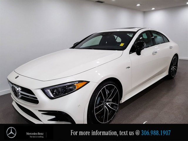 New 2019 Mercedes-Benz CLS AMG CLS 53, Save Up To $1500 & 2.9% Financing