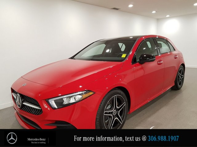 New 2019 Mercedes-Benz A-Class A 250, 2.9% Financing