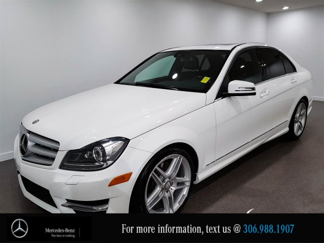 Pre-Owned 2013 Mercedes-Benz C-Class C 350