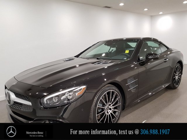 New 2019 Mercedes-Benz SL SL 550Save Up To $20,000 2.9% Financing