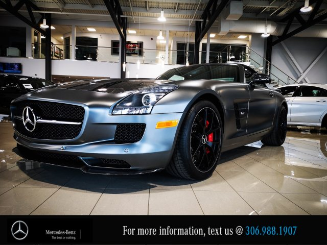 Pre-Owned 2015 Mercedes-Benz SLS AMG GT SLS AMG GT Final Edition, *Advertised in USD*