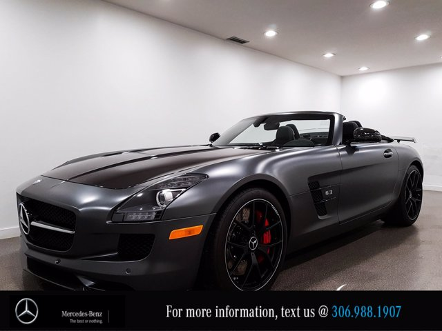 Pre-Owned 2015 Mercedes-Benz SLS AMG GT SLS AMG GT Final Edition