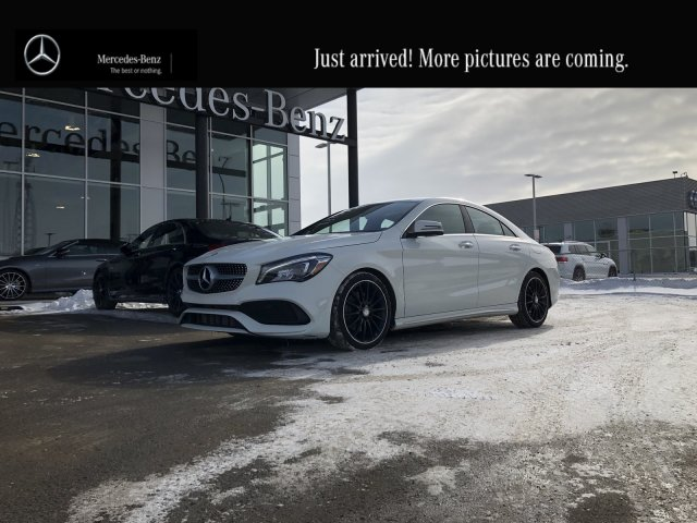 Pre-Owned 2017 Mercedes-Benz CLA CLA 250 Heated Seats CAM