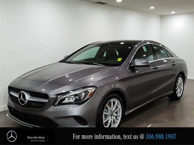 New 2018 Mercedes Benz Cla Cla 250 3 Payment Waiver Save 1000