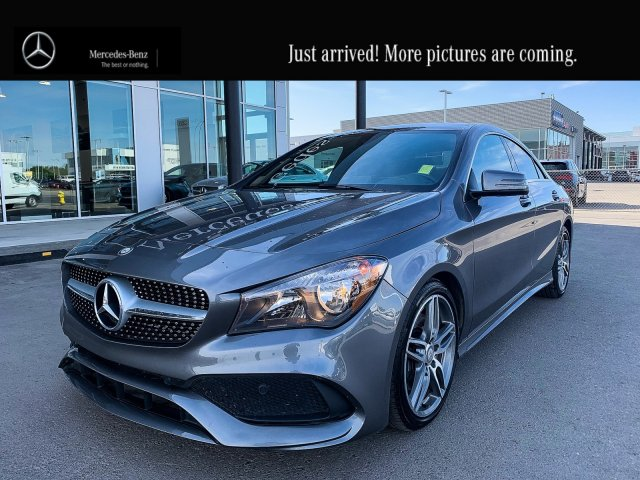 Certified Pre-Owned 2017 Mercedes-Benz CLA CLA 250 Locally Owned PANO Roof CAM
