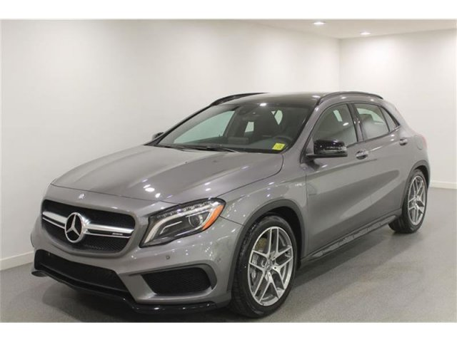 Pre owned 2017 mercedes benz gla amg gla45 4500 rebate for Mercedes benz family discount