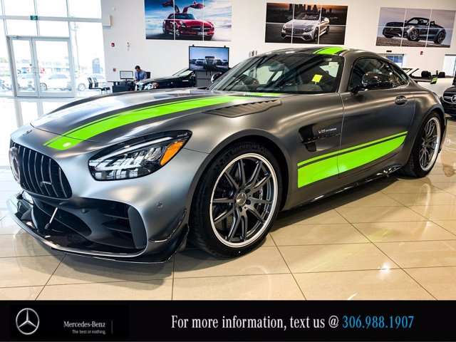 New 2020 Mercedes-Benz AMG GTR