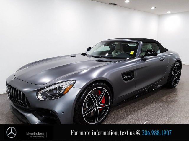 new 2018 mercedes benz amg gt amg gt c convertible in regina 180096 mercedes benz regina. Black Bedroom Furniture Sets. Home Design Ideas