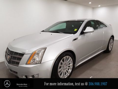 Pre-Owned 2011 Cadillac CTS Coupe Performance, Leather Heated Seats CAM