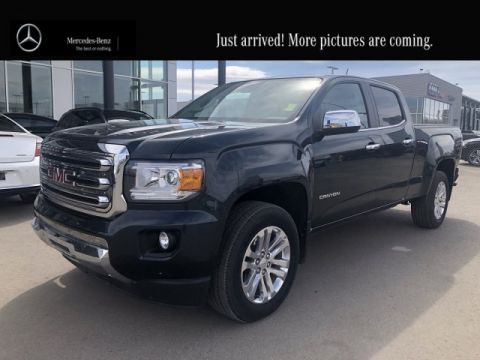 Pre-Owned 2017 GMC Canyon 4WD SLT Heated Seats CAM