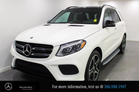 Pre-Owned 2017 Mercedes-Benz GLE GLE 400 Save Over $13,000!