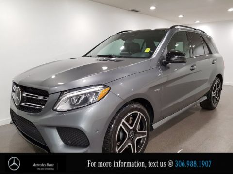 Certified Pre-Owned 2018 Mercedes-Benz GLE AMG GLE 43 Locally Owned LOW KM