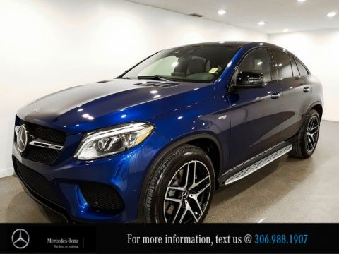 Pre-Owned 2018 Mercedes-Benz GLE AMG GLE 43 Heated Seats CAM NAV