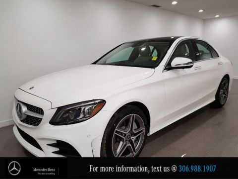 New 2019 Mercedes-Benz C-Class C 300, Save Up To $1000, 2.9% Financing & 3 Payment Waver