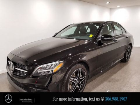 Certified Pre-Owned 2019 Mercedes-Benz C-Class C 300, Demo Special, Save Up To $6950!
