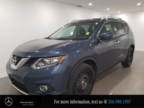 Pre-Owned 2016 Nissan Rogue SV Locally Owned Heated Seats CAM