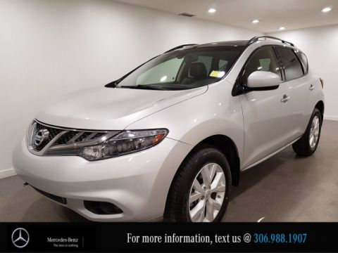 Pre-Owned 2014 Nissan Murano SL, Leather Heated Seats Bluetooth CAM