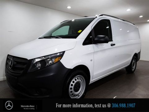 New 2018 Mercedes-Benz Metris Cargo Van Save $3500