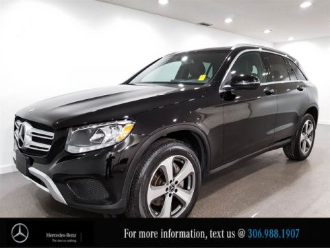 Certified Pre-Owned 2017 Mercedes-Benz GLC GLC 300 Heated ARTICO Seats CAM NAV