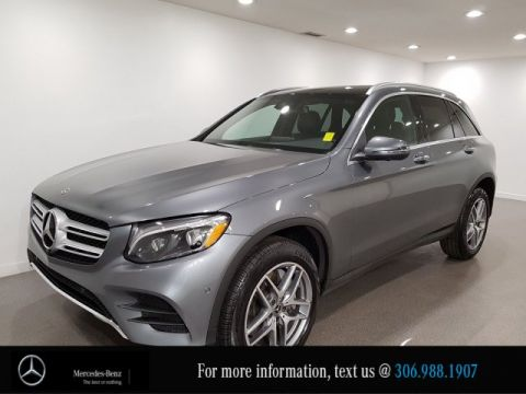 Pre-Owned 2019 Mercedes-Benz GLC GLC 300, Demo Special, Save $6300!