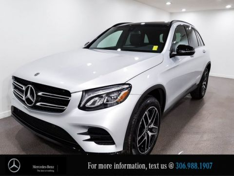 Certified Pre-Owned 2018 Mercedes-Benz GLC GLC 300, Demo Special Save Over $8000!