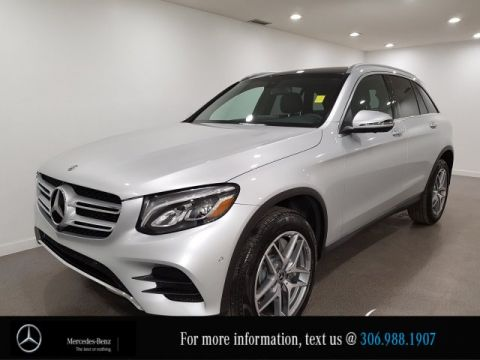New 2019 Mercedes-Benz GLC GLC 300, Save Up To $2000, 2.9% Financing & 3 Payment Waver