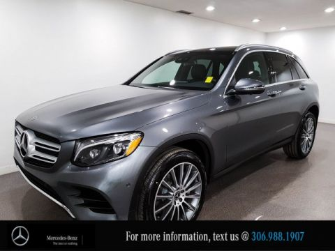 Certified Pre-Owned 2018 Mercedes-Benz GLC GLC 300, Save Up To $4950 & 1.99% Financing