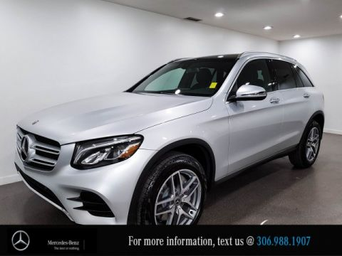Certified Pre-Owned 2018 Mercedes-Benz GLC GLC 300, Demo Special, Save Over $5400!