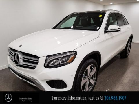 New 2019 Mercedes-Benz GLC GLC 300, Save Up To $4000 & 1.9% Financing